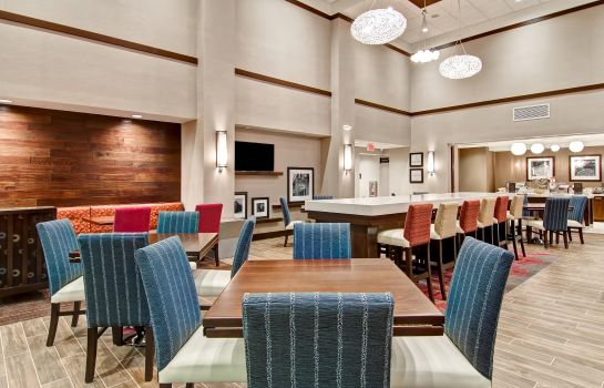 Restaurante Hampton Inn - Suites Detroit-Troy