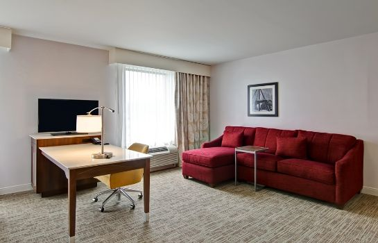 Suite Hampton Inn - Suites Detroit-Troy