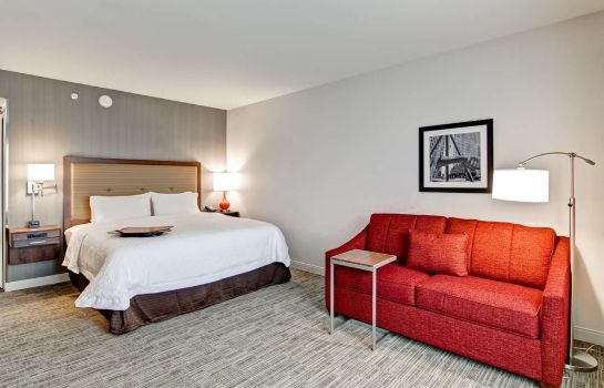 Habitación Hampton Inn - Suites Detroit-Troy