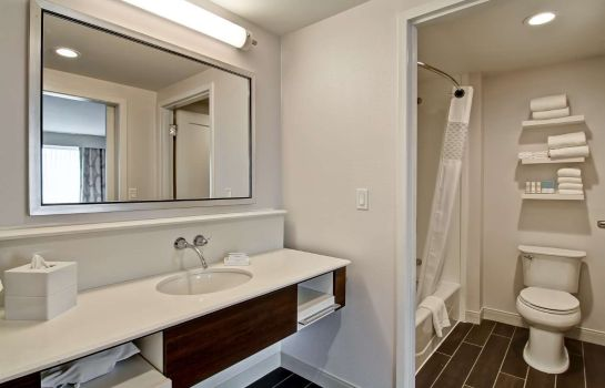 Zimmer Hampton Inn - Suites Detroit-Troy