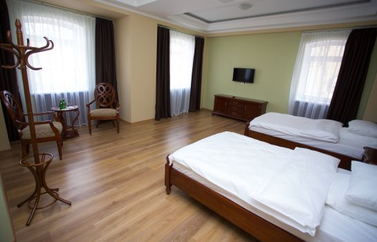Double room (standard) Stolitsa Boutique Hotel