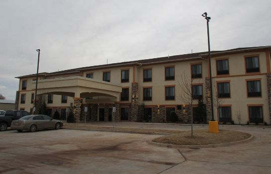 Exterior view BEST WESTERN PLUS FAIRVIEW INN