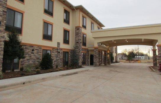 Buitenaanzicht Best Western Plus Fairview Inn & Suites
