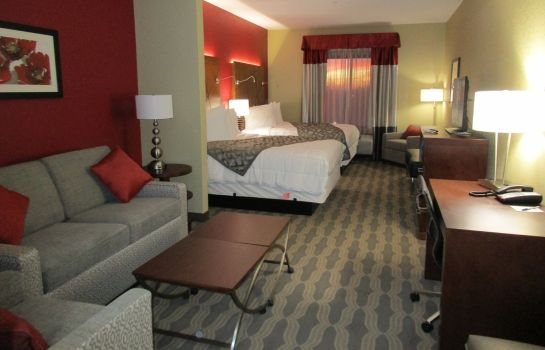 Suite BEST WESTERN PLUS FAIRVIEW INN