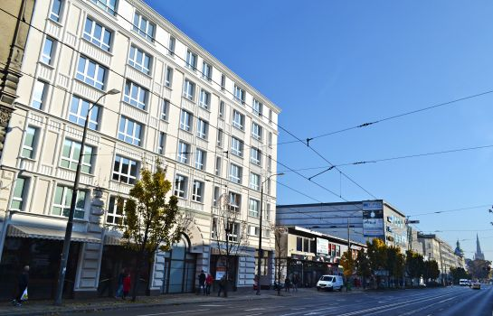 Residence Aparthotel In Stettin Hotel De