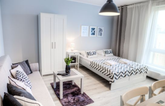 Chambre double (standard) Residence Aparthotel