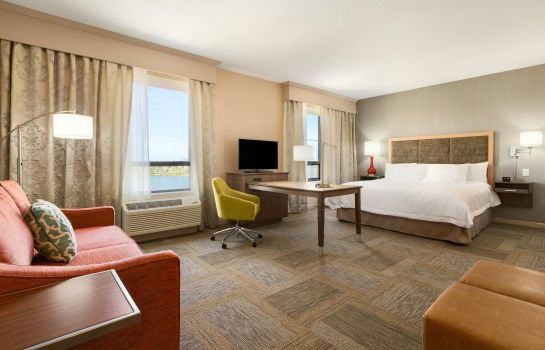 Suite Hampton Inn by Hilton Edmonton/Sherwood Park