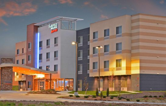 Vista esterna Fairfield Inn & Suites Omaha Northwest