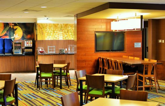 Restauracja Fairfield Inn & Suites Omaha Northwest