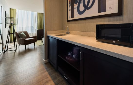 Bar hotelowy Hampton Inn - Suites Washington DC-Navy Yard