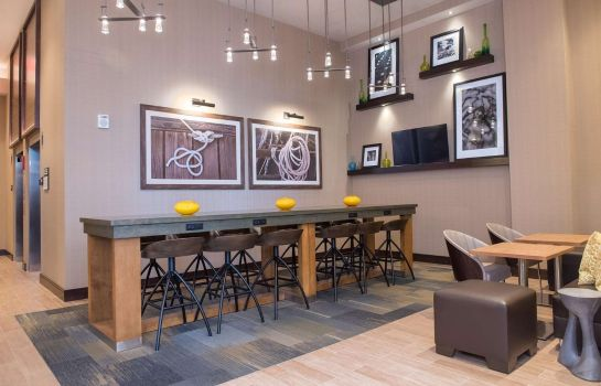 Hol hotelowy Hampton Inn - Suites Washington DC-Navy Yard