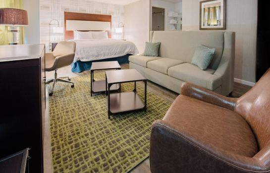 Suite Hampton Inn - Suites Washington DC-Navy Yard