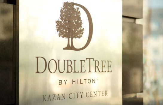 Außenansicht DoubleTree by Hilton Kazan City Center
