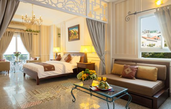 Junior Suite Ben Thanh Boutique Hotel