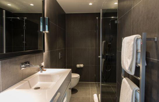 Bagno in camera B-Aparthotels Kennedy