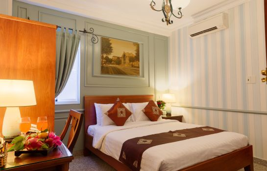 Chambre double (standard) Ben Thanh Boutique Hotel