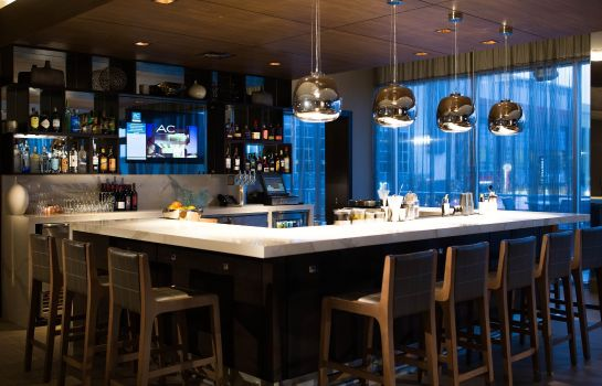 Bar hotelowy AC Hotel Cincinnati at Liberty Center