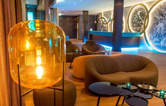 Hotel-Bar Motel One München-Olympia Gate