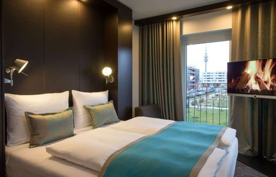 Zimmer Motel One München-Olympia Gate