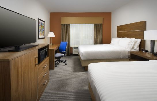 Zimmer Holiday Inn Express & Suites BAY CITY