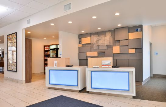 Hotelhalle Holiday Inn Express & Suites FARMINGTON HILLS - DETROIT