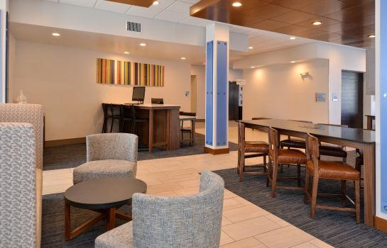 Hall Holiday Inn Express & Suites FARMINGTON HILLS - DETROIT