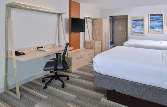 Kamers Holiday Inn Express & Suites FARMINGTON HILLS - DETROIT