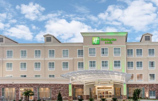 Außenansicht Holiday Inn Hotel & Suites LAFAYETTE NORTH
