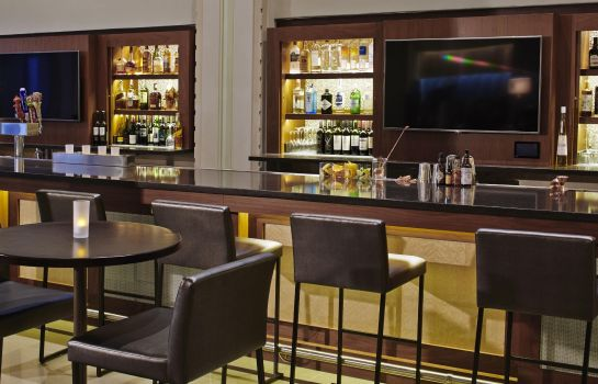 Hotel bar Hilton Garden Inn Phoenix Downtown