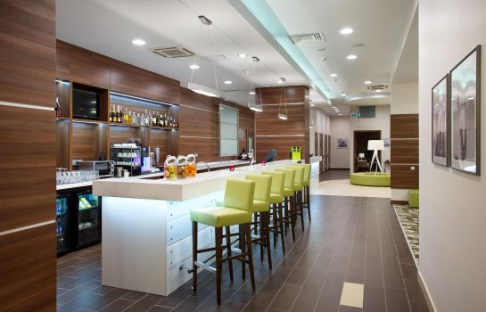 Bar de l'hôtel Hampton by Hilton Minsk City Centre