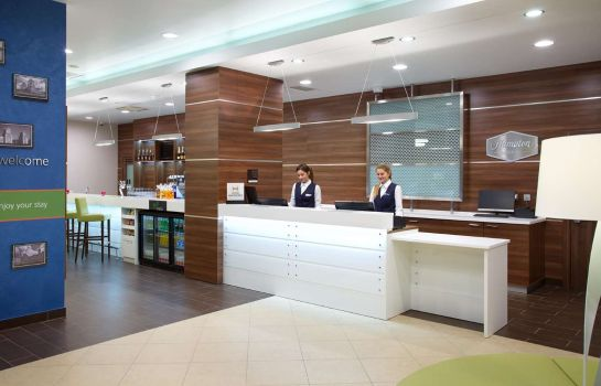 Hol hotelowy Hampton by Hilton Minsk City Centre