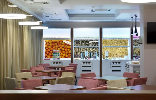 Restaurant Hampton by Hilton Minsk City Centre