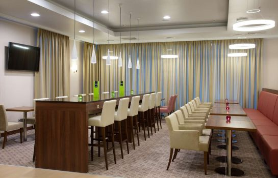 Restauracja Hampton by Hilton Minsk City Centre