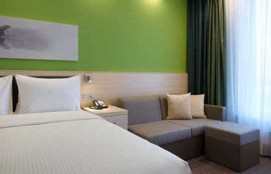 Suite Hampton by Hilton Minsk City Centre