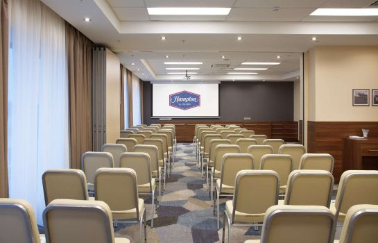 Sala konferencyjna Hampton by Hilton Minsk City Centre