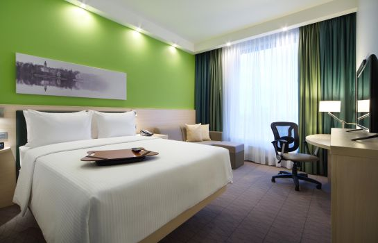 Chambre Hampton by Hilton Minsk City Centre