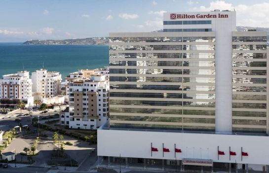 Exterior view Hilton Garden Inn Tanger City Center
