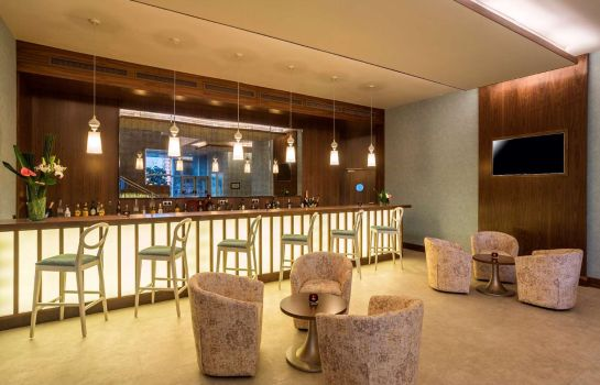 Hotel bar Hilton Garden Inn Tanger City Center
