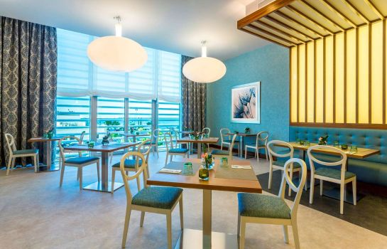 Restaurant Hilton Garden Inn Tanger City Center