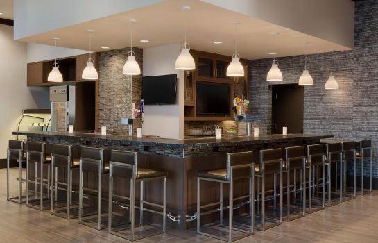 Hotelbar Embassy Suites by Hilton The Woodlands at Hughes Landing