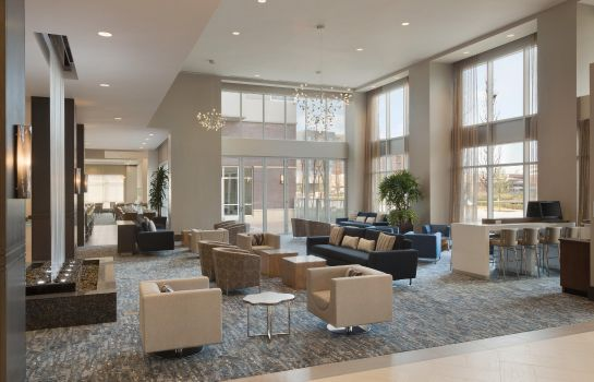 Hotelhal Embassy Suites by Hilton The Woodlands at Hughes Landing