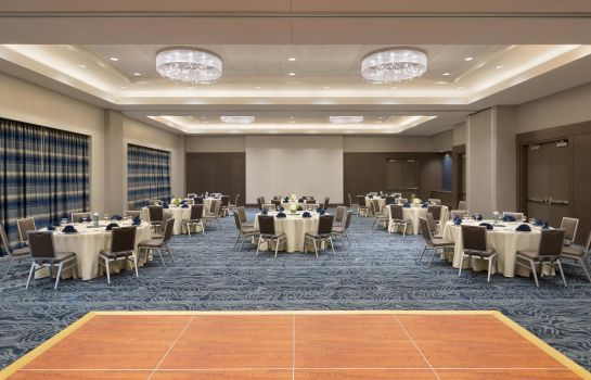 Congresruimte Embassy Suites by Hilton The Woodlands at Hughes Landing