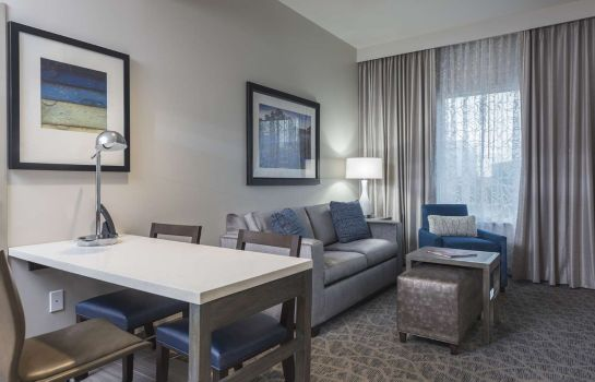 Kamers Embassy Suites by Hilton The Woodlands at Hughes Landing