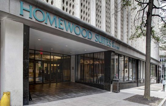 Außenansicht Homewood Suites by Hilton Richmond-Downtown