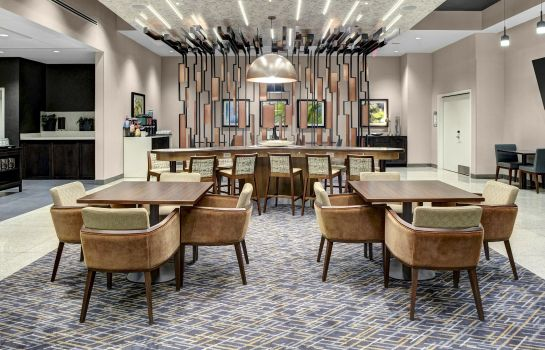 Hotelhalle Homewood Suites by Hilton Richmond-Downtown