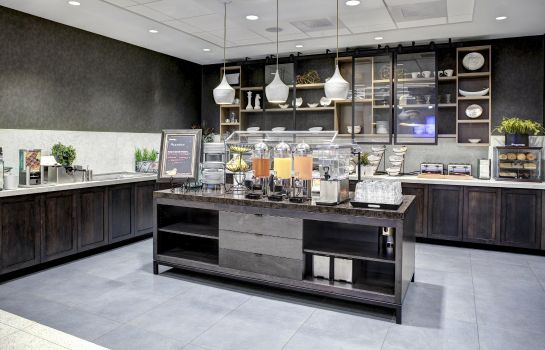 Restaurant Homewood Suites by Hilton Richmond-Downtown