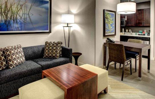 Chambre Homewood Suites by Hilton Richmond-Downtown