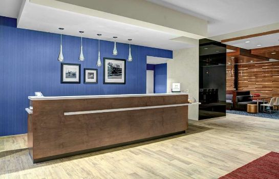 Hol hotelowy Hampton Inn - Suites - Richmond - Downtown VA