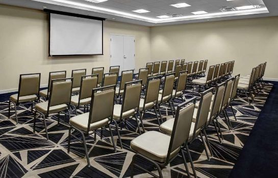 Sala konferencyjna Hampton Inn - Suites - Richmond - Downtown VA