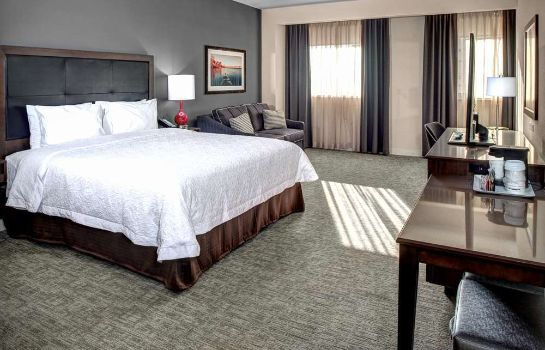 Kamers Hampton Inn - Suites - Richmond - Downtown VA